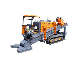 45 TON Horizontal Directional Drilling Rig Double Cylinder Push Pull System DILONG MACHINERY